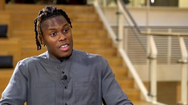 Itoje discusses Lions captaincy