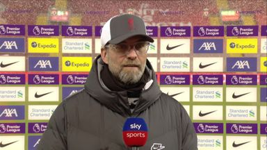 Klopp reflects on derby defeat