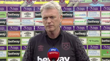 Moyes: We had desire and commitment