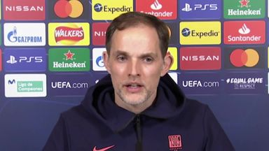 Tuchel: A lot of judgement on CL success