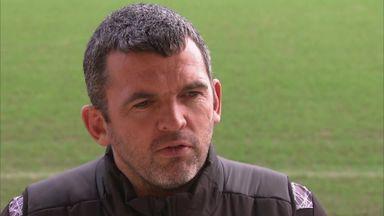 Davidson backs Lennon to return