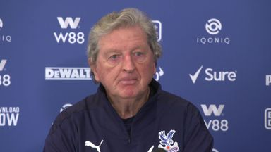 Hodgson: Zaha still not available