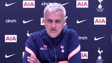 Jose happy with Alli after difficult period