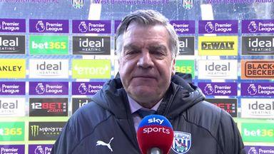 Allardyce pleased with 'huge slice of luck'