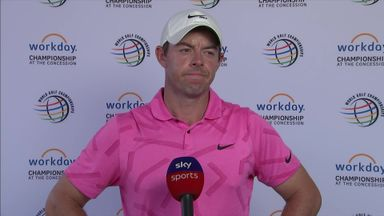 McIlroy: Game is still not great