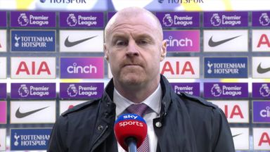 Dyche: Too many mistakes