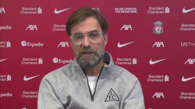 Klopp: Positive atmosphere in the squad