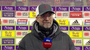 Klopp: Liverpool are still there
