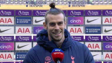 Bale keen to kick on
