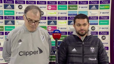 Bielsa: We dominated and didn't deserve to lose