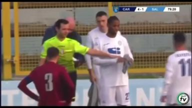 Drogba's son makes professional debut