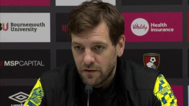 Woodgate: I have no idea how long I'll be in charge