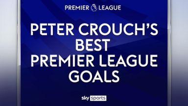 Peter Crouch's Best Premier League Goals