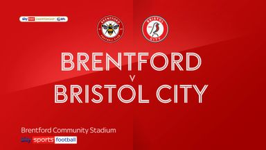 Brentford 3-2 Bristol City