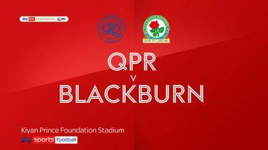 QPR 1-0 Blackburn