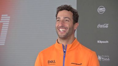 Ricciardo optimistic about McLaren era