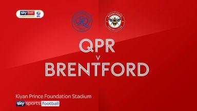 QPR 2-1 Brentford