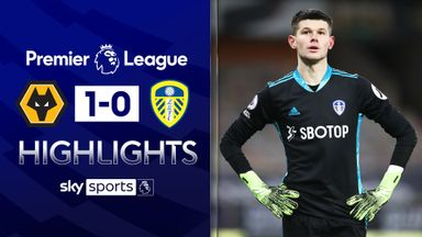 Meslier's unlucky own goal costs Leeds