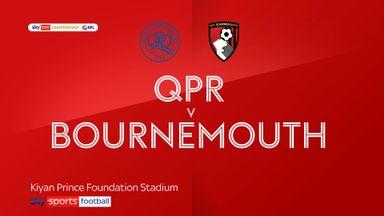 QPR 2-1 Bournemouth