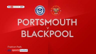 Portsmouth 0-1 Blackpool