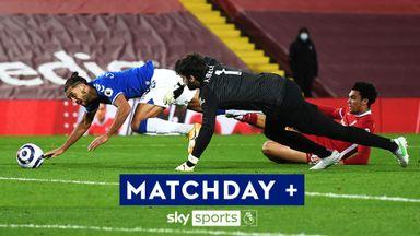 Liverpool 0-2 Everton | Matchday+