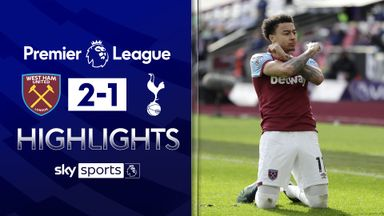 Lingard inspires West Ham to derby win