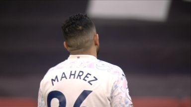 Chance for Mahrez (7)