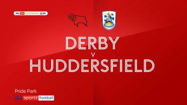 Derby 2-0 Huddersfield