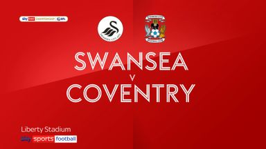 Swansea 1-0 Coventry