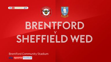 Brentford 3-0 Sheffield Wednesday