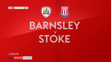 Barnsley 2-0 Stoke