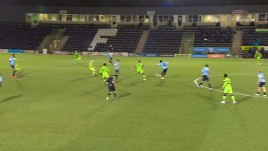 Southend's amazing long-range strike