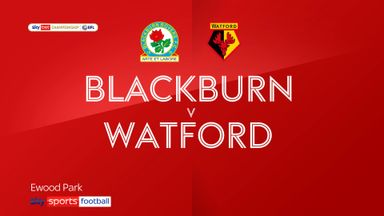 Blackburn 2-3 Watford