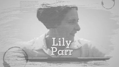 Lily Parr: Football's first female icon