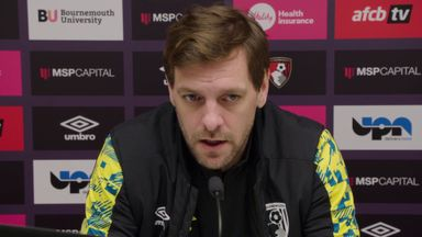 Woodgate expects Bournemouth response