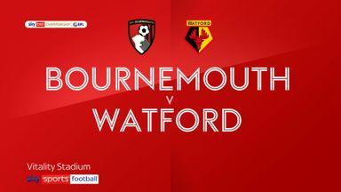 Bournemouth 1-0 Watford