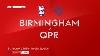Birmingham 2-1 QPR