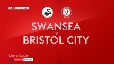 Swansea 1-3 Bristol City