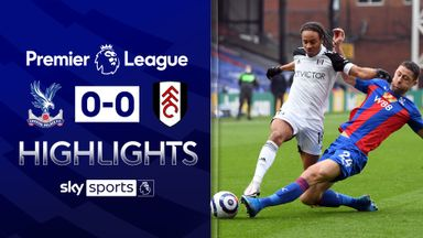 Fulham rue missed chances in stalemate