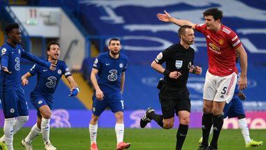 HT Chelsea 0-0 Manchester Utd