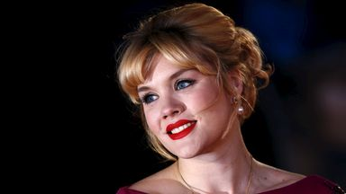 Could Emerald Fennell be taking home best director Golden Globe this year?