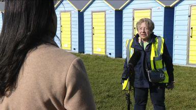 Gloria Moss Co-ordinator, felpham emergency resilience group