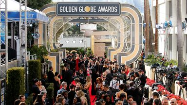 The Golden Globes are organised by an elusive group called the Hollywood Foreign Press Association