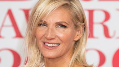 Jo Whiley says she feels like she is 'living through a nightmare'