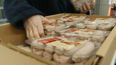 Stonemanor has take to importing products like sausages from Ireland instead of Britain to avoid paperwork
