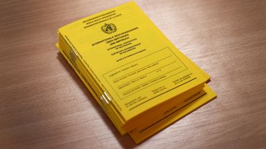 Vaccine certificates in Germany