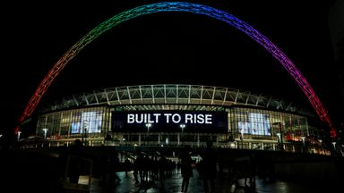Wembley is now in line to welcome fans for the delayed Euro 2020 tournament this summer