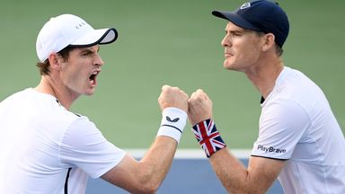 Murray excited for Battle of the Brits
