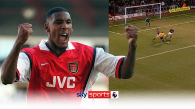 Anelka's Greatest Arsenal Goals
