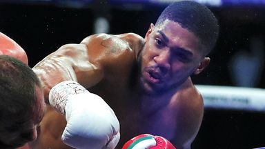 John Fury: AJ only has puncher's chance